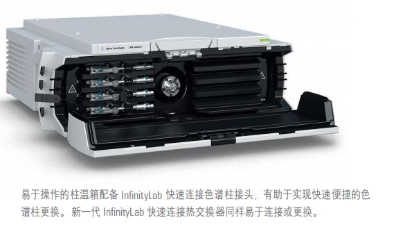 Agilent 1260 液相色谱仪柱温箱